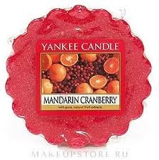 Yankee <b>Candle</b> Mandarin Cranberry <b>Tarts Wax Melts</b> ...