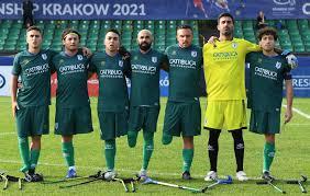 FISPES - Calcio amputati, Europei di Cracovia: Italia sconfitta dalla  Turchia. Venerdì quarti di finale contro la Russia