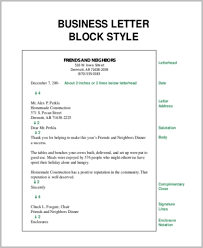 Basic Business Letters Free 5 Sample Business Letter Form In Word Pdf