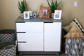 dresser babyletto changing table — thebangups table  adorable
