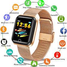 <b>N58 LIGE Men Sport</b> Smart Watch Heart Rate Monitor Bluetooth ...