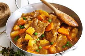 Lamb Stew Recipe Slow Cooked Lamb And Chunky Vegetable Stew
