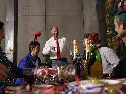 what not to do at your company christmas party craveonline play a party game against your boss