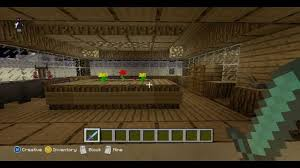 Minecraft Kitchen Furniture How To Build A Kitchen Dining Room Minecraft Xbox 360 Edition