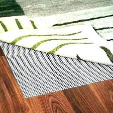 rug hold underlay to carpet gripper for carpets area rugs best padding non slip ch