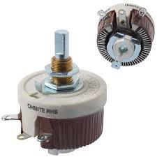 rheostats rheostat variable resistor and potentiometers rheostats vs potentiometers