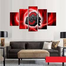 Ohio State Bedroom Decor Online Get Cheap Ohio State Football Aliexpresscom Alibaba Group