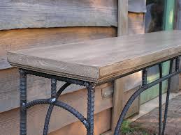 Kitchen Sofa Furniture Custom Rustic Industrial Coffee Table Sofa Table Side Table