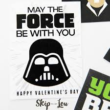 Hallmark kids baby yoda mini valentines day cards assortment (12 cards with envelopes) 4.5 out of 5 stars 23. The Best Free Printable Star Wars Valentines So Cool Skip To My Lou