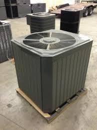trane 3 ton ac unit. Delighful Trane Used Trane Heat Pump Condenser Unit 3 Ton For Ac E
