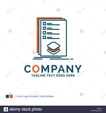 Design Check Categories Categories Check List Listing Mark Logo Design Blue And
