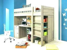 teen loft bed with desk bunk beds for teenagers with desk loft beds for teens loft