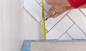 mark the tile