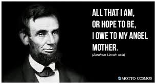Abraham Lincoln Quotes Cool Abraham Lincoln Said Quotes 48 Motto Cosmos