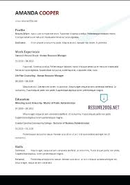 Resume Templates For Microsoft Word This Is Format Resume Word