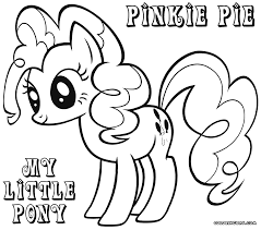Small Picture My Little Pony Pinkie Coloring Pages Coloring Coloring Pages
