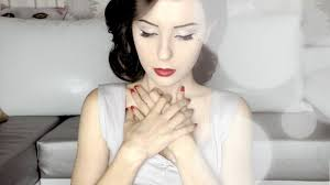 dita von teese makeup tutorial by anastasiya shpagina