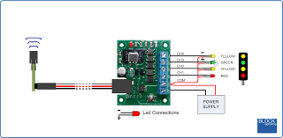 aspb aspect controller for common anode signals eckon 4 aspect signal wiring diagram