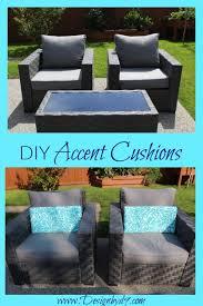 Diy Outdoor Cushions Add A Splash Of Colour Diy Outdoor Cushions Outdoor Cushions Diy Outdoor