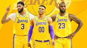 links Westbrook to the LA Lakers ...