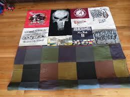T-shirt Quilts   Shirt quilts, Quilt and Make your own tshirt & How to make your own tshirt quilt: 14 steps. Very detailed! Adamdwight.com
