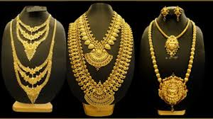 Gold Necklace And Haram Set Designs 1 Gram Gold Haram Set 1 Gm Gold Haram Set 1 Gram Gold Haram Set Designs 1 Gm Gold Aaram Set