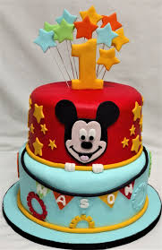 Custom Made Cakes And Cookies In West Boys Cakes 5 Mickey Mouse