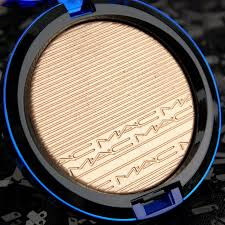 mac cosmetics magic of the night oh darling in extra dimension skinfinish review ig