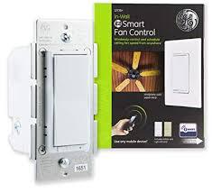ge wave wireless. GE Z-Wave Wireless Smart Fan Speed Control, 3-Speed, In- Ge Wave Wireless A