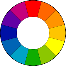 Tiger Color Chart Basic Color Schemes Color Theory Introduction
