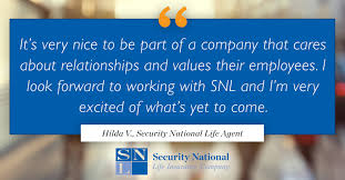 Individual life insurance incontestable death claim form. Welcome To The Team Hilda We Re Looking Security National Life Snl A Better Way Facebook