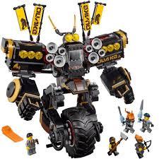 LEGO Complete Sets & Packs LEGO Ninjago Quake Mech 70632 New in Box Toys &  Hobbies