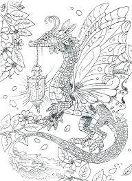 Free Printable Komodo Dragon Coloring Pages Coloring Dragon Cute