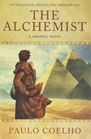 the alchemist a graphic novel an illustrated interpretation of the alchemist a graphic novel an illustrated interpretation of the alchemist paulo coelho 9780062024329 com books