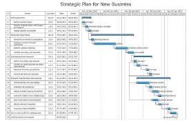 Strategic Planning Calendar Template Monthly Design