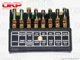 parts and engineering gmbh fuse box 105 1 series 8 fuses