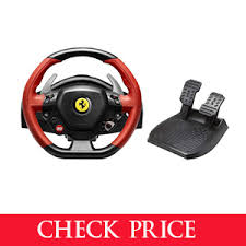 Thrustmaster ferrari racing wheel red legend edition. 10 Best Xbox 360 Steering Wheel Xbox One Steering Wheel