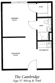 400 sq ft apartment small house plans square feet inspirational sq ft apartment sq ft studio 400 sq ft
