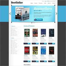 Aspx Templates Free Download 32 Book Store Website Themes Templates Free Premium