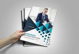 How To Design A Bifold Brochure Corporate Bi Fold Brochure Design
