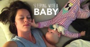 Sleeping With a Baby YouTube