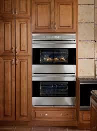 Double Oven Kitchen Design Captivating Kitchen Design Electric Built In Oven Double Wall Oven