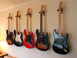 wall hanger ideas guitar mounting hooks and beyond