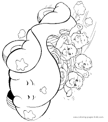 Small Picture care bears coloring pages to print Care Bear color page care
