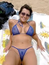 Sexy milfs in bikinis