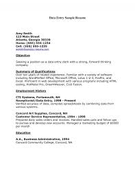 Data Entry Resume Impressive Data Entry Clerk Resume Data Entry Resume Data Entry Clerk Resume