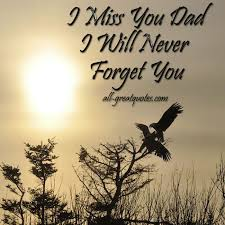 missing you on father s day