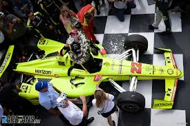 Pagenaud Wins Indy 500 With Penultimate Lap Pass On Rossi