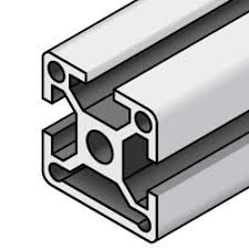 <b>Aluminum</b> Frame 8 Series/slot width 10/40x40mm   MISUMI ...