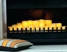 fireplace candle holders fireplace screens